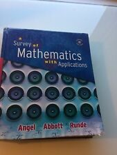 Survey of Mathematics with Applications, Runde, Dennis C,  Abbo