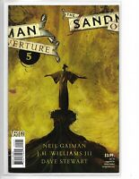 THE SANDMAN: OVERTURE #5 DAVE MCKEAN VARIANT DC VERTIGO NEIL GAIMAN