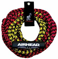 Airhead 2-Section Tube Tow Rope 2 Rider 60ft Float Tubing Water Sports Towable S