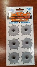 Hardley Dangerous Illusions Decal 6- EXTREME BULLET HOLES
