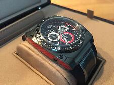 Savoy Uhr Watch Extreme Carbon-43mm - Swiss Made Limited Edition auf 200