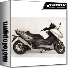 SPARK TERMINALE COMPLETO FORCE KAT INOX YAMAHA T-MAX 530 2012 12 2013 13 2014 14