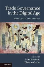 Trade Governance in the Digital Age: World Trade Forum