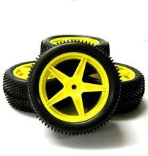 Pièces et accessoires jaunes HSP pour véhicules RC 1/10