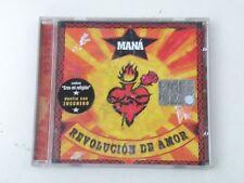 MANA - REVOLUTION DE AMOR - CD WARNER 2002 - OTTIME CONDIZIONI - DP