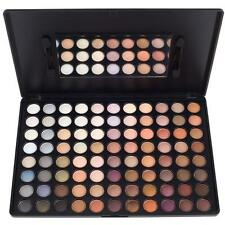 Coastal Scents 88 Colours Warm Eye Shadow Palette