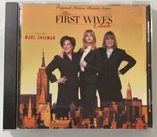 The First Wives Club [Original Motion Picture Score] by Marc Shaiman CD