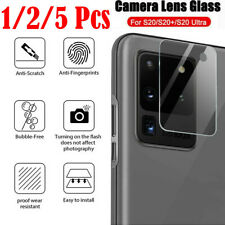 1/2/5 For Samsung Galaxy S20 Ultra Tempered Glass Camera Lens Screen Protector