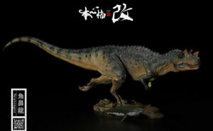 Nanmu Studio Jurassic Series Ceratosaurus (Scavenger Blue) BNIB