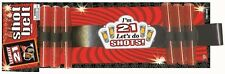Legally 21 Drinking Happy 21st Birthday Party Favor Gift Tube Shot Glass Belt