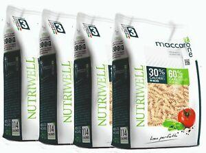 Pasta Proteína Maccarozone Dieta A Zona Fusilli 4 Paquetes Ciao Carb