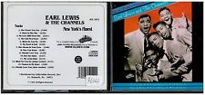 1815 - CD - EARL LEWIS & THE CHANNELS - NEW YORK'S FINEST