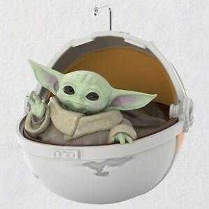 Hallmark Keepsake : Star Wars The Child Mandalorian Ornament 2020 : Baby Yoda