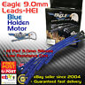 EAGLE 9.0mm Ignition Spark Plug Leads Fits Holden 6 Blue Motor HEI 202