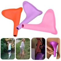 Women Female Portable Urinal Outdoor Travel Stand Up Pee Urination-Device