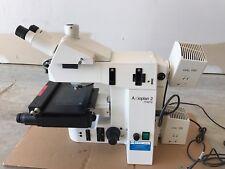 Carl Zeiss Axioplan-2 Imaging Microscope