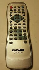 Daewoo Remote Control DVDS151