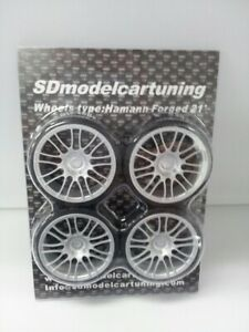 1:18 Scale CONCAVE STYLE 21INCH TUNING WHEELS, NEW! several color combinations!!