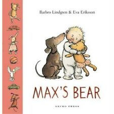 Max's Bear    by Barbro Lindgren    . . . .   boardbook
