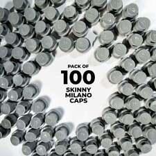 Clash Skinny Milano Caps - 100 Pack