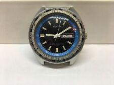 RARE! Vintage Mens Wristwatch CLINTON Diver Automatic 25 jewel WORKING