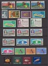 (RP70) PHILIPPINES - 1970 COMPLETE YEAR STAMP SETS. MUH