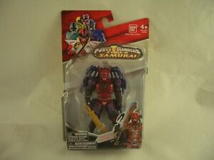 Power Rangers Super Samurai Master Xandred Action Figure