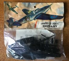 Defiant - Airfix 1/72 scale unassembled aircraft kit - Bag - Red Stripe