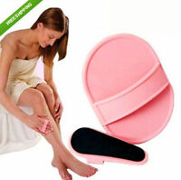 NEW ! Smooth Away Legs Skin Pads Arm Face Hair Removal Remover  Exfoliator Set