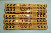 Authentic Hem Sandal Incense 100 Sticks - Bulk Pack of 5 x 20 Stick