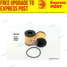 Wesfil Oil Filter WCO78 fits Mini Mini Clubman Cooper (R55),John Cooper Works