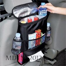 Car Auto Seat Back Multi-Pocket Storage Bag Organizer Holder Travel Hanger