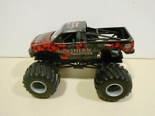 Hot Wheels 1/24 Monster Jam, Northern Nightmare, 2012 Freestyle Champion