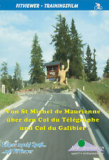 Col du Telegraphe and Col du Galibier - FitViewer Virtual Video Cycling DVD