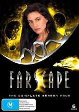 Farscape : Season 4 (DVD, 2011, 6-Disc Set)-REGION 4-Brand new-Free postage