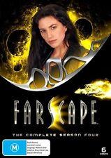 Farscape : Season 4 (DVD, 2011, 6-Disc Set)