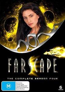 Farscape : Season 4 DVD 6 disc set new Sealed Region 4