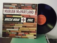 "Marian McPartland,Time Records,""Bossa Nova + Soul"",US,LP,stereo,Latin jazz,Mint-"