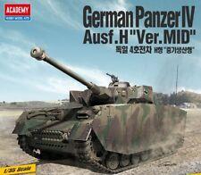 "Academy 1/35 German Panzer IV Ausf.H ""Ver. MID"""