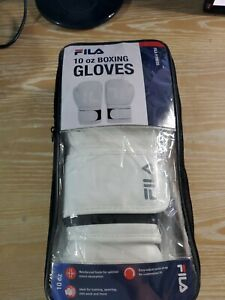 FILA Accessories Boxing Gloves for Men & Women - Kickboxing Heavy Bag Punchin...