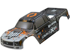 New HPI Savage X Pre-Painted Nitro GT-3 Monster Truck Body HPI109883