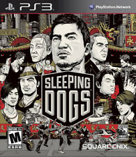 Sleeping Dogs PS3 New PlayStation 3, Playstation 3