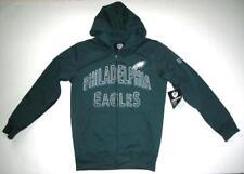 G-III Hands High Philadelphia Eagles Men's Full-Zip Hoodie Large
