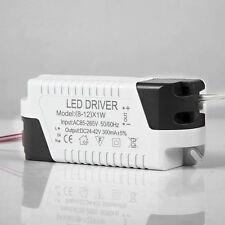 8-12W Power Supply LED  Driver Electronic Transformer Constant Current 300mA