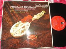 Julian Bream Rodrigo / Britten / Vivaldi RCA Victor Red Seal SB-6635 LP Album