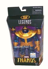 MARVEL LEGENDS EXCLUSIVE SERIES THANOS CHARACTER WITH GAUNTLET ACTION FIGURE