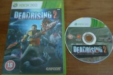 XBOX 360 GAME DEAD RISING 2