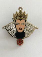 Disney Pins Evil Queen Jewelled