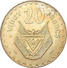 Rwanda 20 Francs 1977 KM#15 Paris Mint (4998)