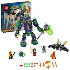 LEGO UK 76097 Super Heroes Lex Luthor Mech Takedown Set